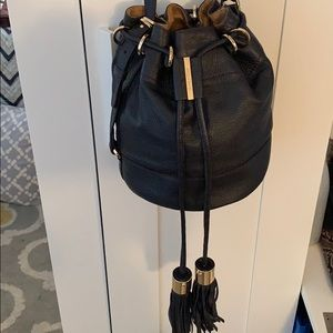 See by Chloe Bucket Bag with Tassels